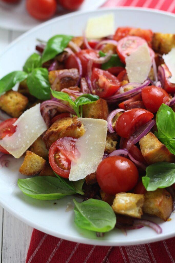 Tuscan Summer Bread Salad