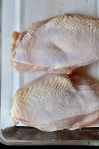 Chicken for Chicken Mango Barley Salad