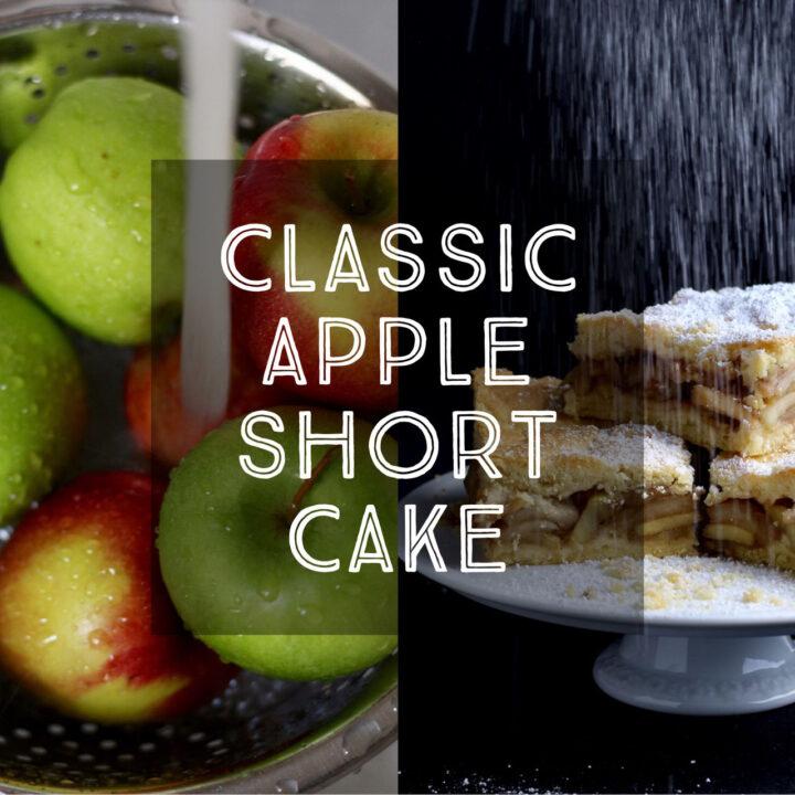 Classic Apple Shortcake