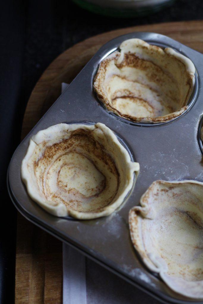 Cinnamon and Sugar Pastry