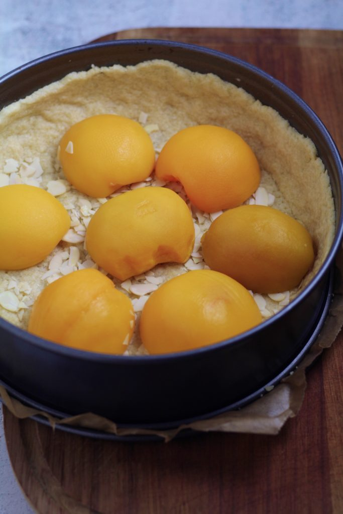Peaches and Pastry