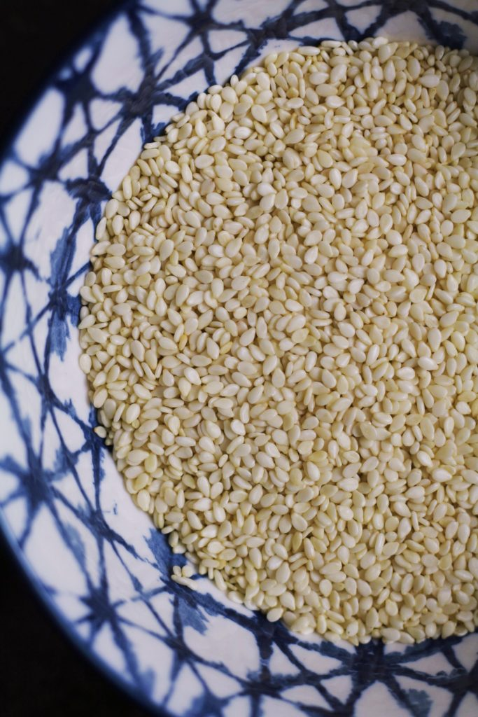 Sesame Seeds for Hummus