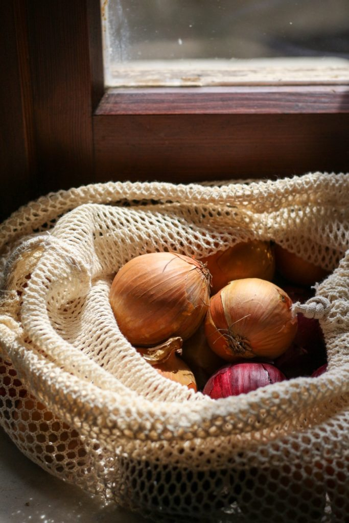 Onions in the Sunshine