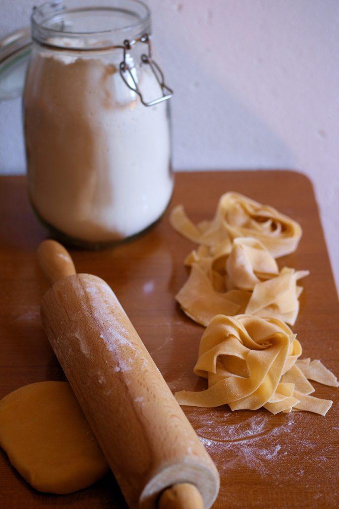 Fresh HomeFresh Homemade Pasta Made Pasta