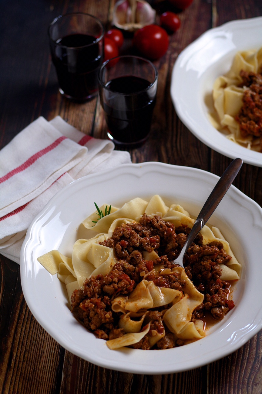 Rustic Pork and Fennel Ragu 8