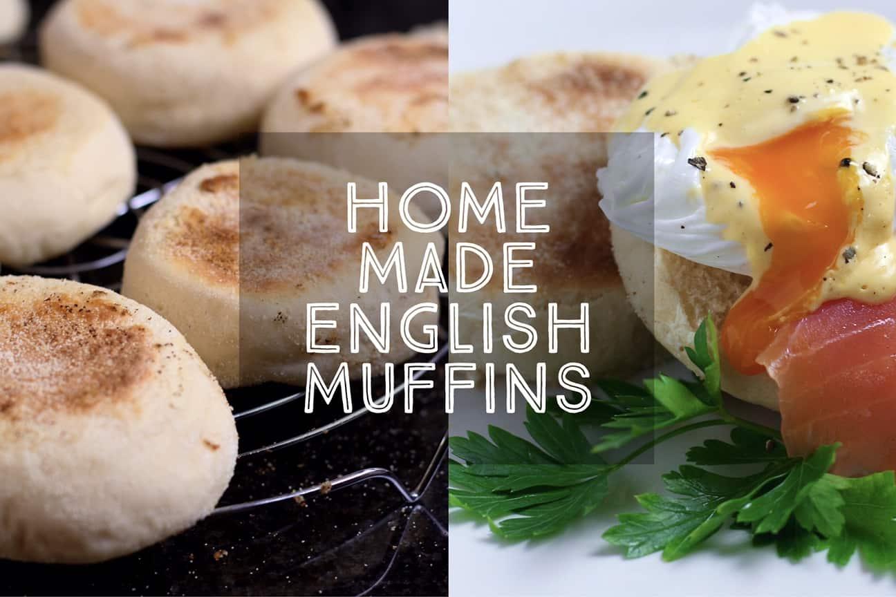 Homemade English Mufins