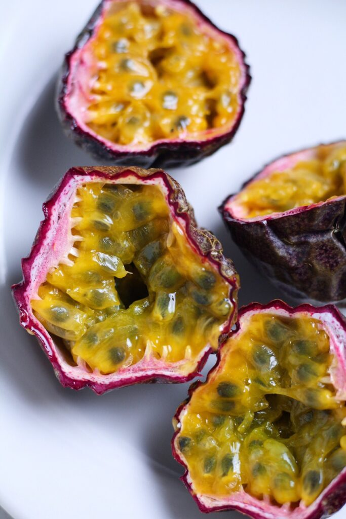 Passionfruit Halves