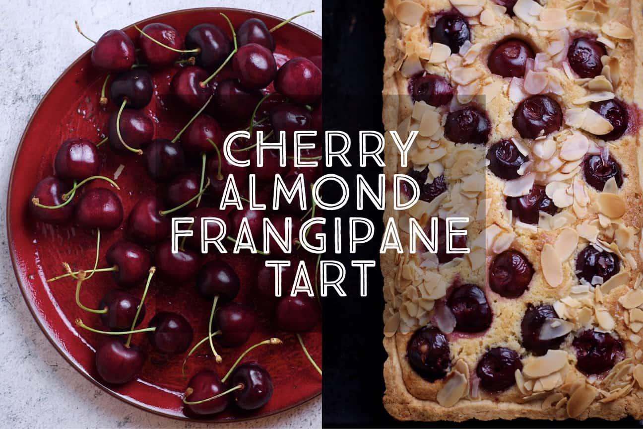 Cherry Almond Frangipane