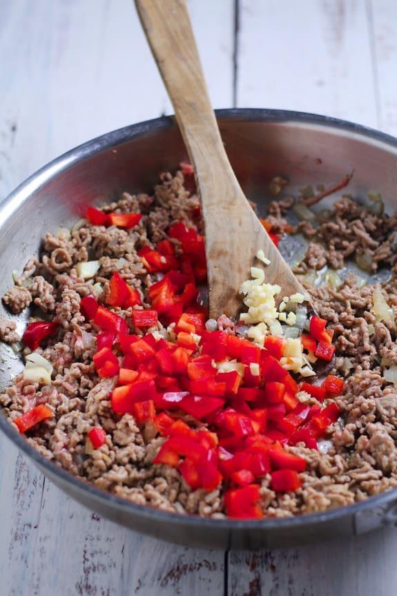 Beef Empanada Filling