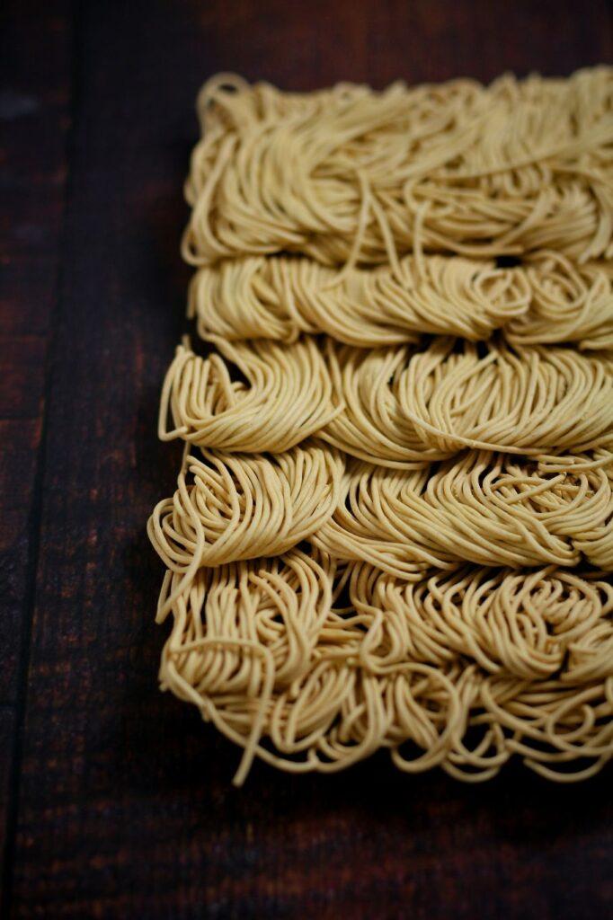 Egg Noodles for Lo Mein
