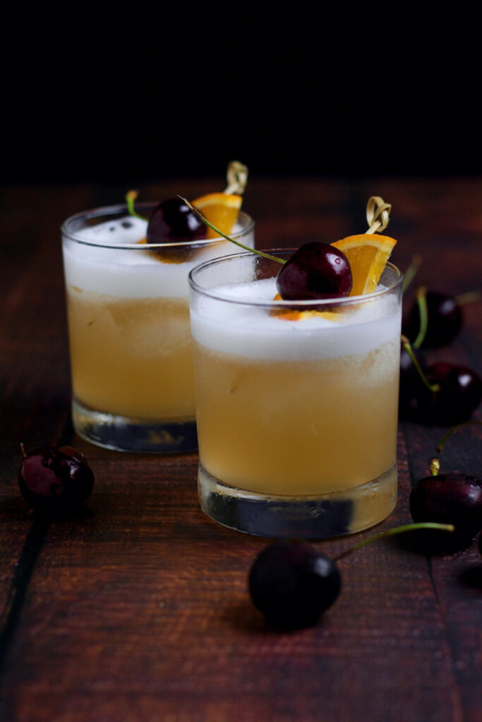 The Classic Whiskey Sour