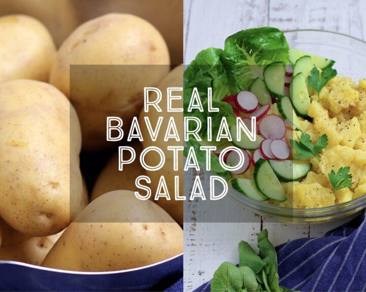 Bavarian Potato Salad